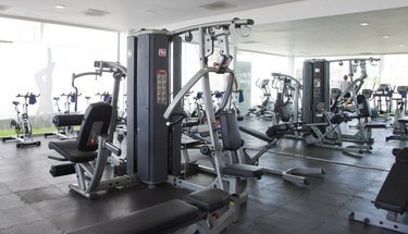 Gym Hôtel Krystal Puerto Vallarta Puerto Vallarta