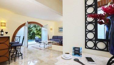Salle de séjour Hôtel Krystal Puerto Vallarta Puerto Vallarta